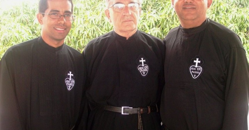 The new Council of the DOMIN Vicariate (PRAES)