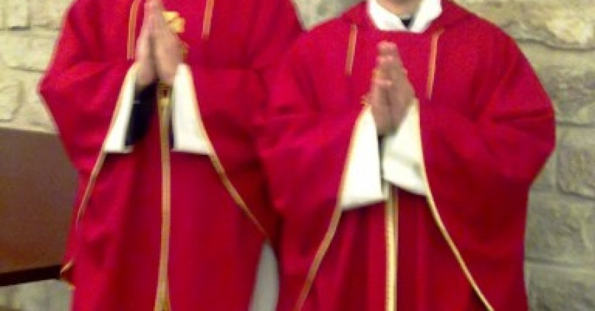 Priestly ordinations in Italy