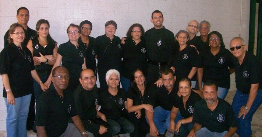 The first lay Passionist community in Bahia