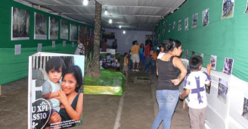 Terza Mostra Missionaria a Yurimaguas, Per