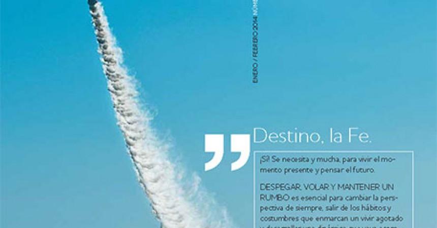 """New Edition of Digital Magazine, """"PASIONISTAS.COM"""""""