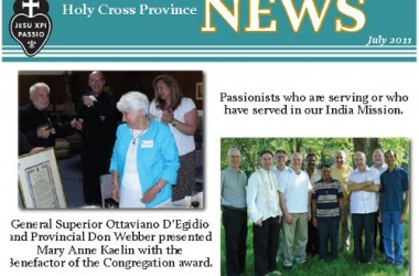 Newsletter of the Holy Cross Province (CRUC), USA