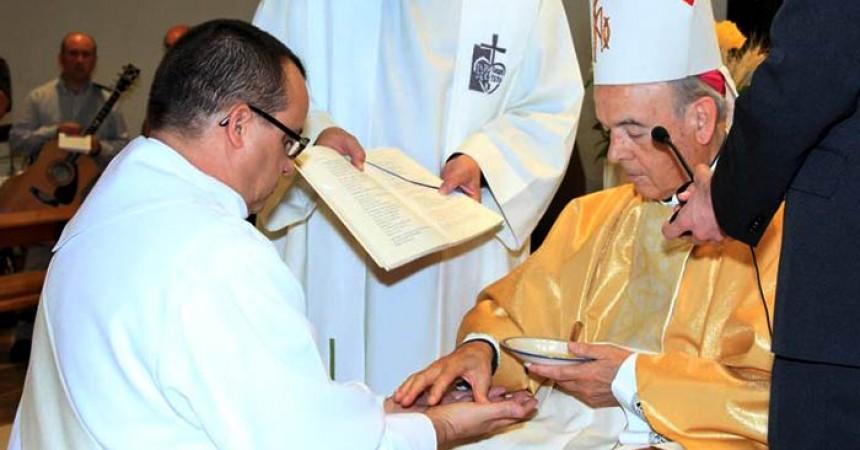 Sacerdotal Ordination of Fr. Carlos Rosendo D