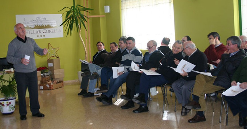 First Assembly of the Spanish Zone of the SCOR Province