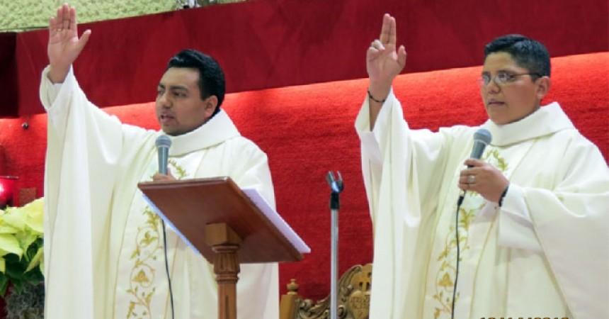 """Ordinazioni Sacerdotali – Provincia del """"Sagrado Coraz"""
