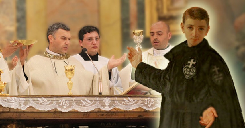 Generalate House celebrated the Feast of St. Gabriel of our Lady of Sorrows