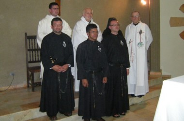 Final Professions at the Viceprovince of Holy Faith (FID) – Colombia