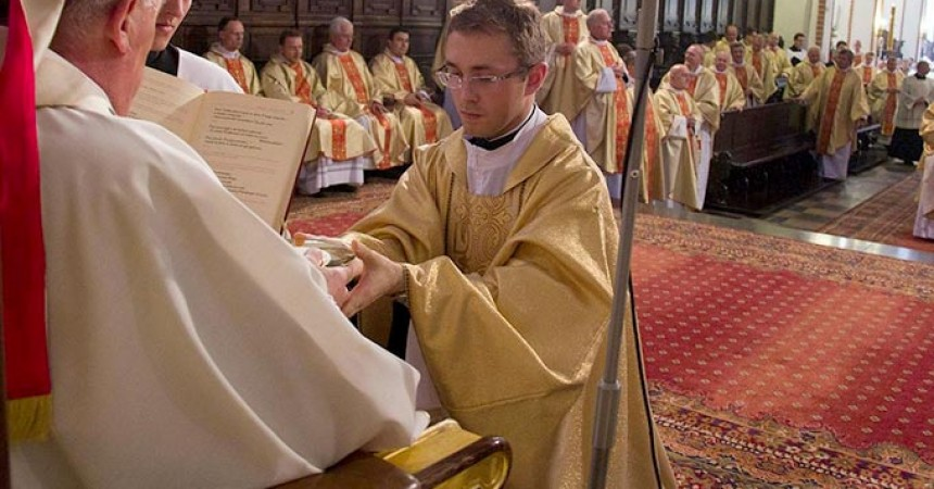 Priestly Ordinations in Poland (ASSUM)