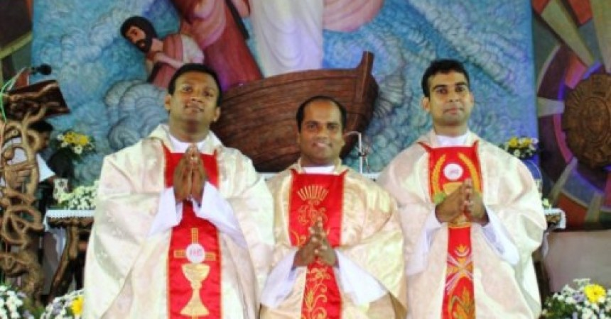 India: Priestly Ordinations