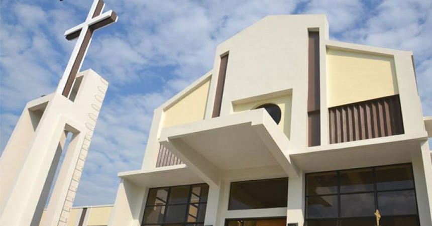 New Novitiate House is blessed in the Philippines