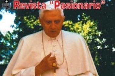 "Passionist Magazine ""Pasionario"" – SANG Province, Spain"