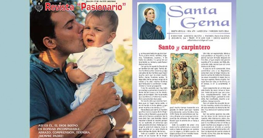 """Pasionario"" and ""Santa Gema"""