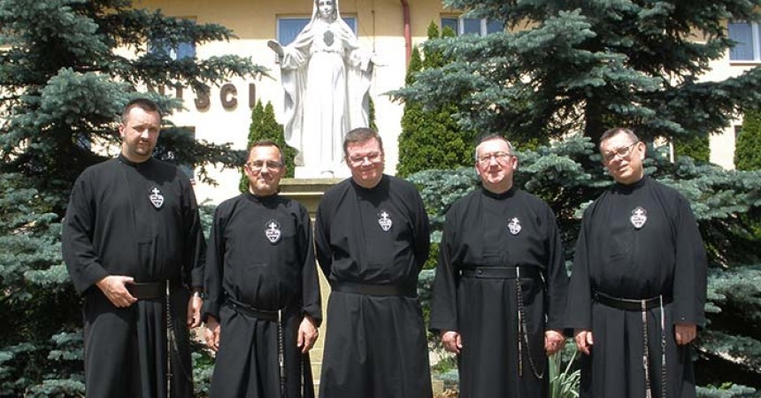 Province of the Assumption of Mary has elected a new Provincial Council in Poland