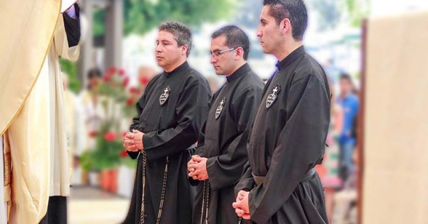 Perpetual Vows in the REG Province of Mexico