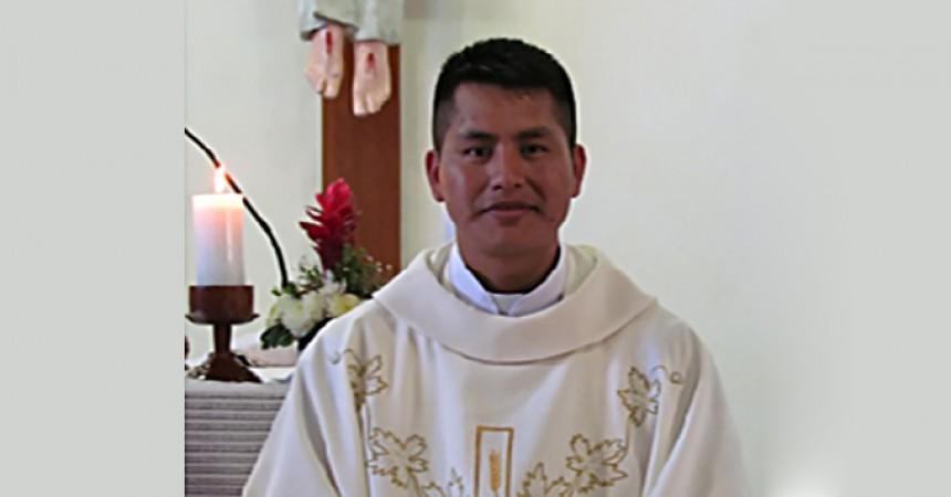 Sacerdotal Ordination of Fr. Ronal Sangama Mendoza,  C.P.