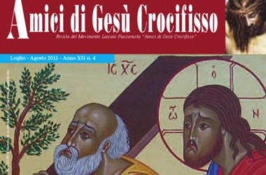 Magazine of the Passionist Lay Movement – Friends of Jesus Crucified