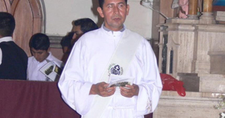 Priestly Ordination in Peru – CORI-RES