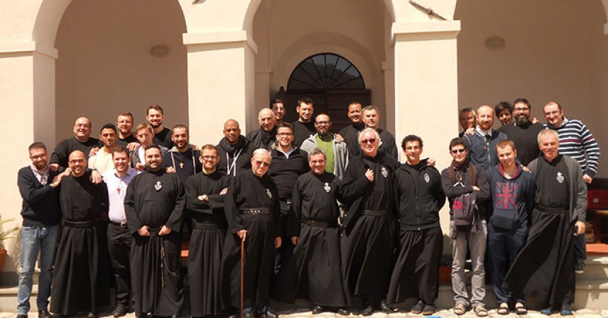 Annual Meeting of Postulants, Novices and Formators of the Configuration of CEB