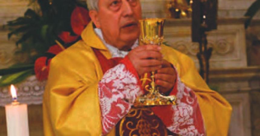 P. Augusto Sagaria CP – LAT