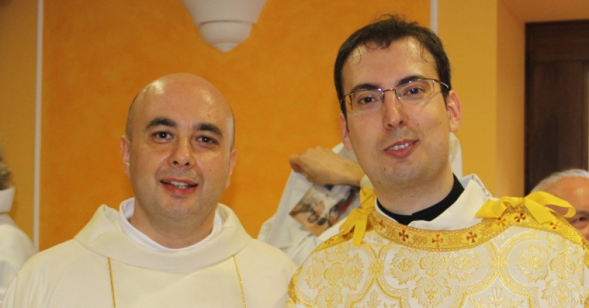 New Ordinations in DOL Province