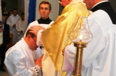 Diaconate Ordination in the Province of Poland