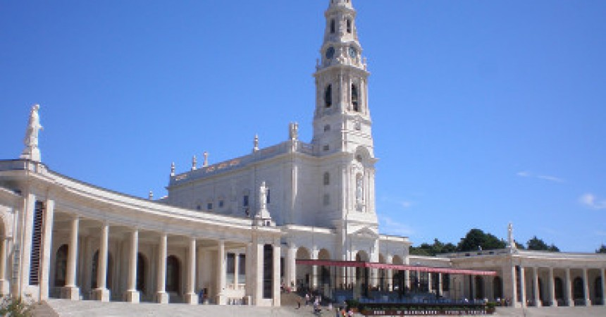 3rd Passionist pilgrimage to the the sanctuary of Fatima – FAT