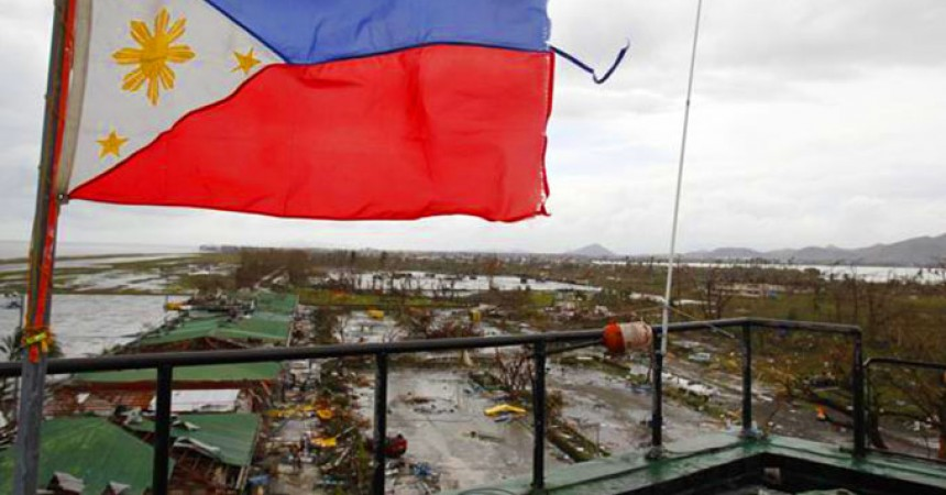 Fr. General extends his solidarity to typhoon victims in the Philippines