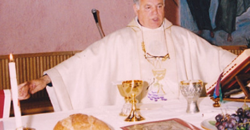 50th Anniversary of the Priestly Ordination of Fr. Federico Pirozzi, C. P.