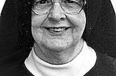 Sister Margaret Mary Mattingly CP