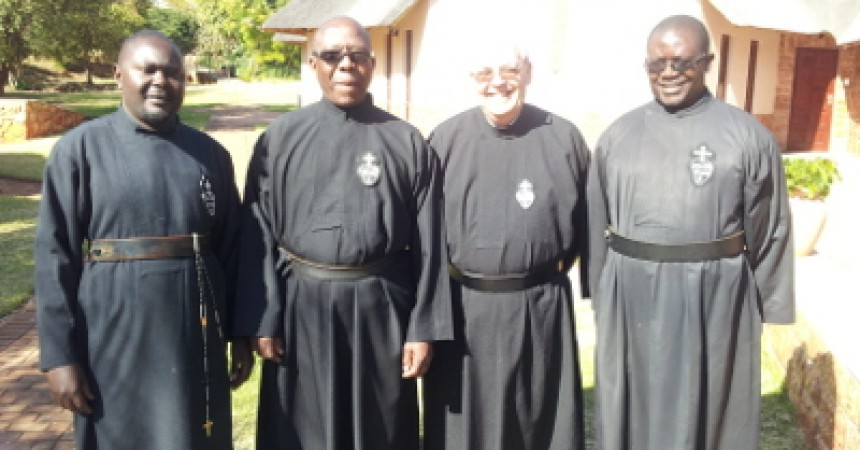 Election of the new Regional Vicar in South Africa – MATAF