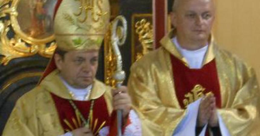 Priestly Ordination of Fr. Jurij Kurdybacha in Ukraine – ASSUM