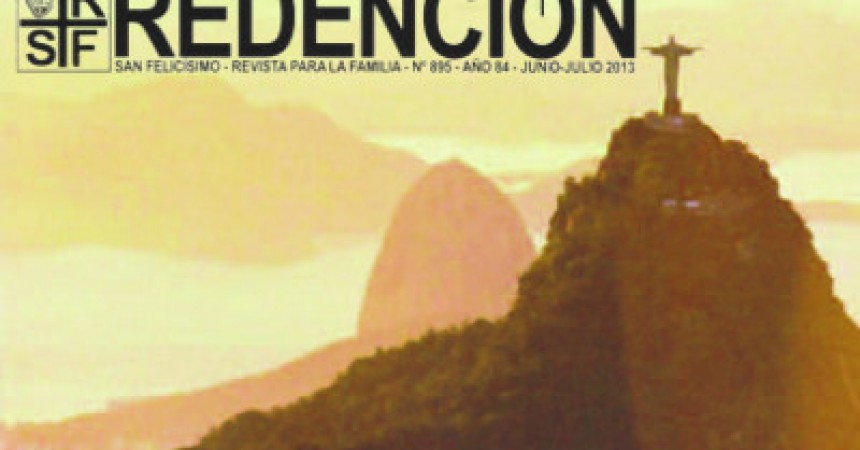 "New issue of the Magazine ""Redencion"" (Spain)"