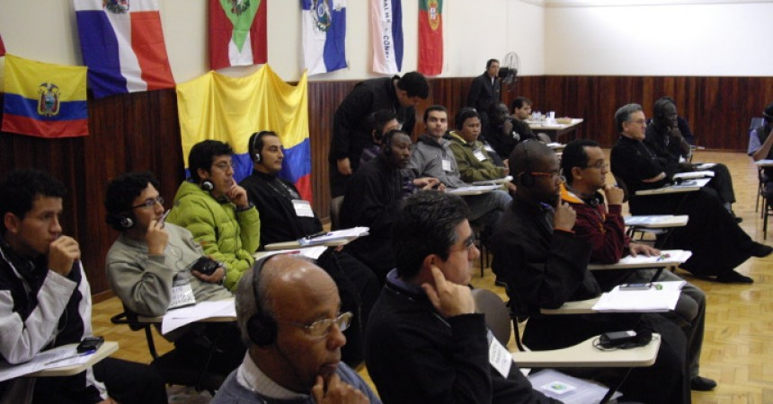 Young Passionist Meeting in Ponta Grossa (Brazil) for WYD 2013