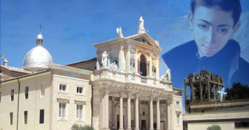 Events at the Shrine of St. Gabriel (TE) – Italy