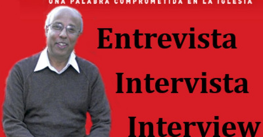 Interview with Joachim Rego published in the magazine Nueva Vida – April 10, 2013