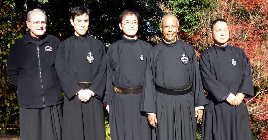 MACOR Viceprovince (Japan) elected a New Council