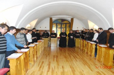 12 Novices started Novitiate formation in SCOR Province
