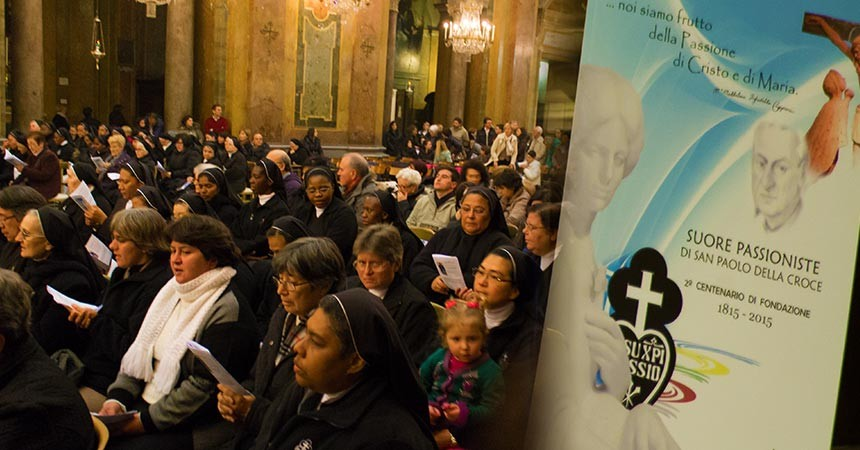 The Bicentenary Celebrations of the Foundation of  the Sisters of St. Paul of the Cross