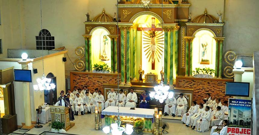 Passionists in the Philippines accept a new parish