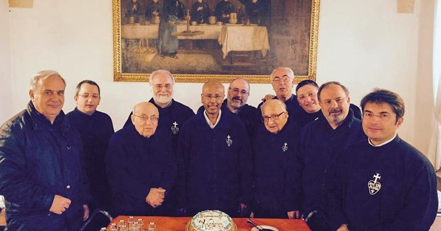 Superior General visited LAT Province (Puglia and Calabria, Italy)