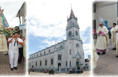 Blessing and Inauguration of the Cathedral of Our Lady of the Snows of Yurimaguas in Peru