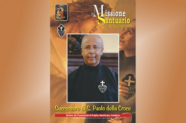 "New Edition of ""La Missione il Santuario di Laurignano"" Magazine"