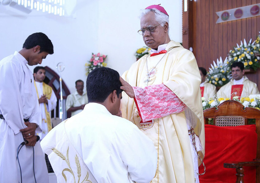 Ordination of Binu Johnson-1