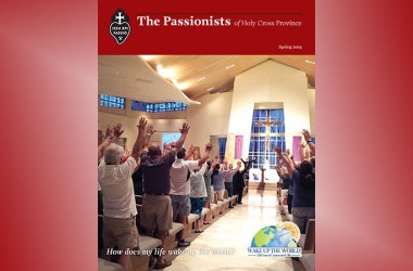 "New Edition of ""The Passionists of Holy Cross Province"" Magazine in United States"