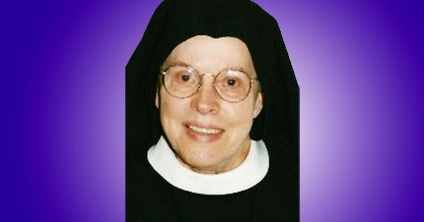 +Sr. Ann Miriam of the Hearts of Jesus and Mary