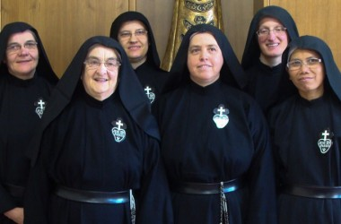 Passionist Nuns in Loreto elected new superior and council.