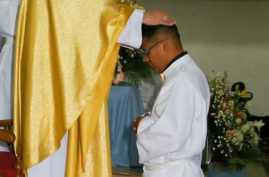 Priestly Ordination of Fr. Douglas Alexander Carmona Rodriguez