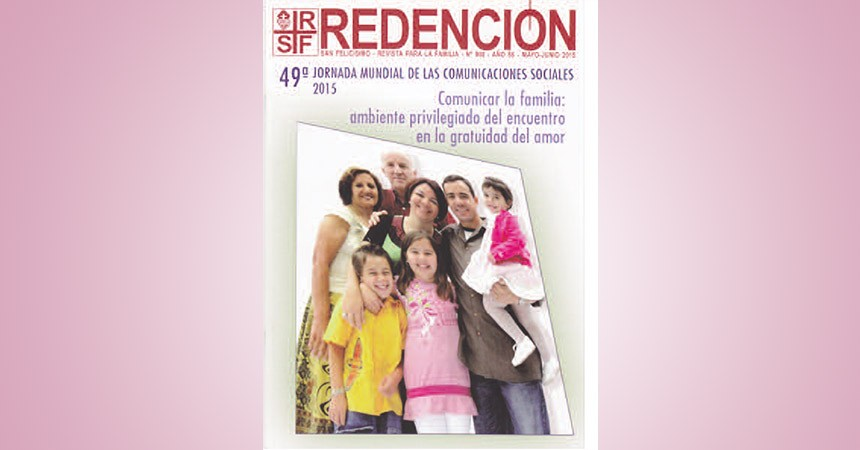 "New Edition of ""Redención"" Magazine"