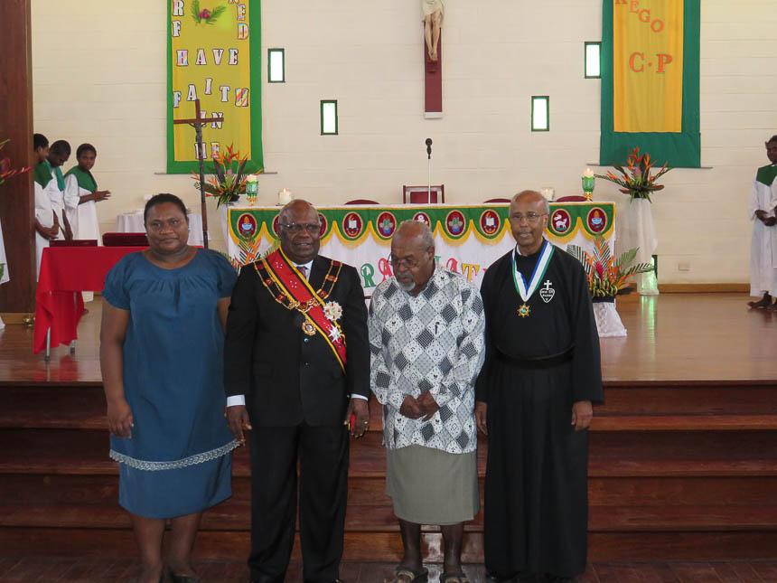 Fr Joachim PNG civilian honor medal-2