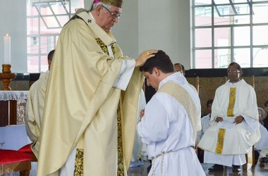 Priestly Ordination in the Province of Exaltation of the Holy Cross (EXALT) – Brasil.